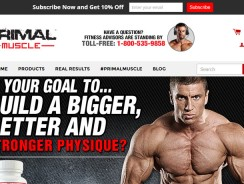 PrimalMuscle.com Reviews 2017