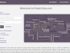 PublicData Reviews 2017