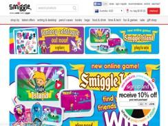 Smiggle.com Reviews 2017