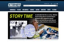 Steiner Sports Reviews 2017