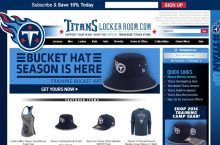 Titans Locker Room Reviews 2017
