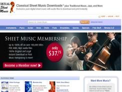 Virtual Sheet Music Reviews 2017