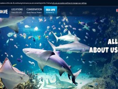 VisitSeaLife.com Reviews 2017