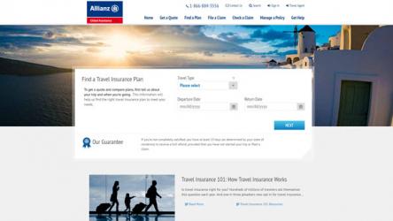 Allianz Travel Insurance Reviews 2020