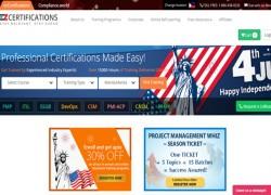 ezCertifications Reviews 2017