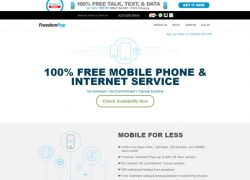 FreedomPop Reviews 2017