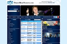 Front Row Tickets Reviews 2018 | FrontRowTickets.com