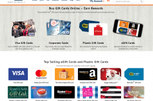 GiftCards.com Reviews 2018