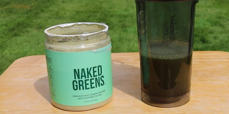 Naked Greens Reviews by Naked Nutrition