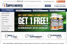 i-Supplements Reviews 2018