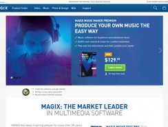 MAGIX.com Reviews 2017