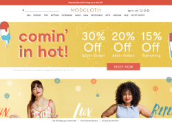ModCloth Reviews 2017