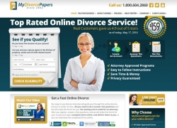 MyDivorcePapers Reviews 2018