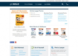 Nolo.com Reviews 2018