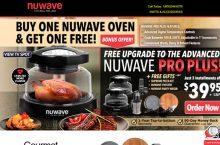 NuWave Oven Reviews 2017