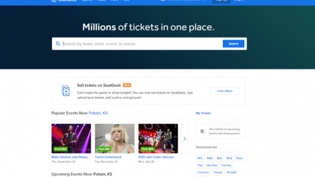 SeatGeek Reviews 2020