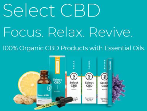 4adec5e3e0e7 Select CBD Reviews | Do Select CBD Oil Tincture Drops Work?