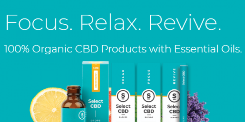 Select CBD Tincture Drops Reviews