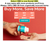 Review Select CBD Drops