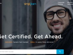 Simplilearn Reviews 2017