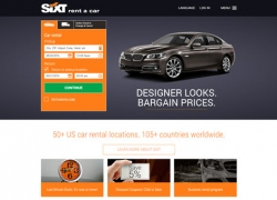 Sixt Car Rental Reviews 2017