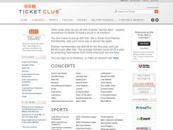 TicketClub Reviews 2017