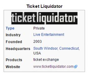 Ticket Liquidator Reviews 2017