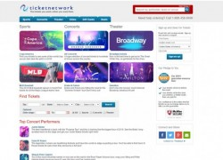 TicketNetwork Reviews 2017