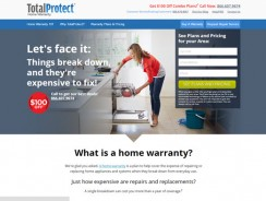 Total Protect Home Warranty Reviews 2017