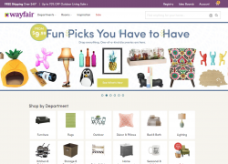 Wayfair Reviews 2017